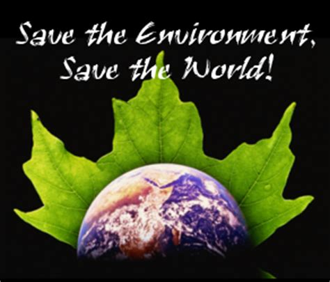 How to protect environment essay